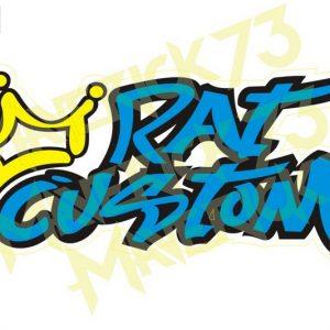 Adesivo Vintage Retro Carro Antigo Marcas Antigas. Adesivos para Parabrisa Decorativos Vintage Retrô. Decals Stickers Rat Look Rat Custom