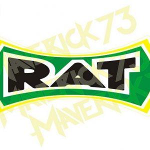 Adesivo Vintage Retro Carro Antigo Marcas Antigas. Adesivos para Parabrisa Decorativos Vintage Retrô. Decals Stickers Rat Look RAT