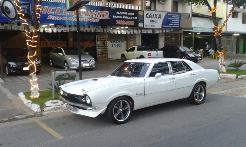 Fotos de Ford Maverick