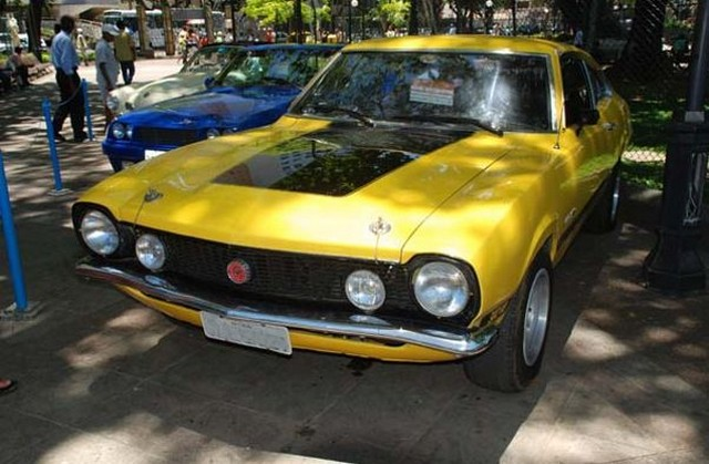 Luis Nery - Itabuna - BA  - GT V8 76