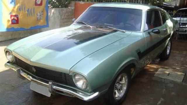 Damião Everton - Apucarana - PR  - GT V8 74