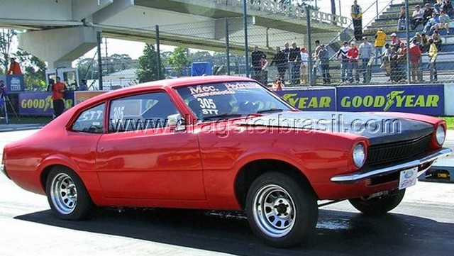 John Wesley - Ponta Grossa - PR  - GT V8 79