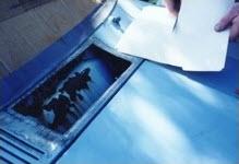 Reparo de vazamentos na churrasqueira do painel do Ford Maverick