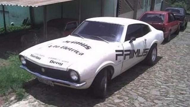 Maykon Soares - João Monvelade - MG  - Super 6cc - 1976