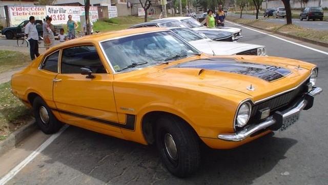 Sr. Tião Maverick  - Timoteo - MG  - Super Luxo 74
