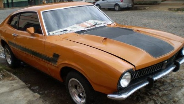 Wander Rezende - Lagoa da Prata - MG  - GT - 1977