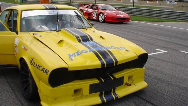Equipe Megamarcas - Rio de Janeiro - RJ  - GT V8 (corre na força livre)
