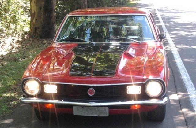 Magnum Correa - Caxias do Sul - RS - GT V8 - 74