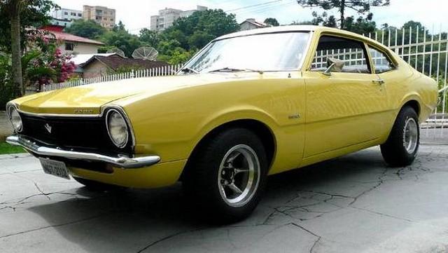 Edson Redivo - Orleans - SC  - Super V8 74