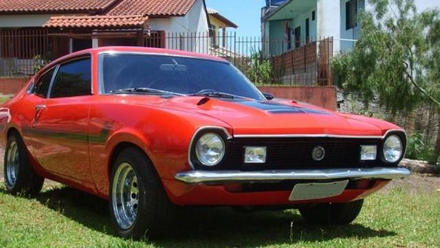 Vandir Tasca - Xaxim - SC  - GT V8 78