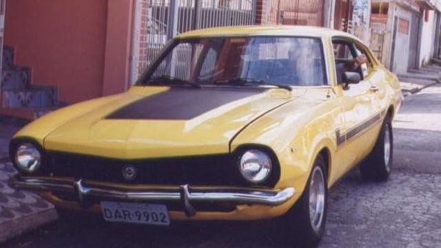 Manoel Zozó - São Paulo - SP  - GT V8 - 77