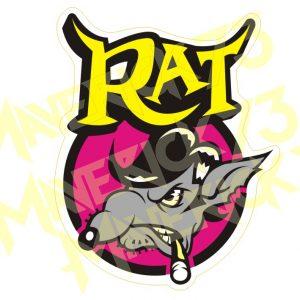 Adesivo Vintage Retro Carro Antigo Marcas Antigas. Adesivos para Parabrisa Decorativos Vintage Retrô. Decals Stickers Rat Look Rat Rod RAT