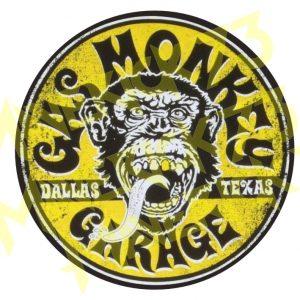 Adesivo Vintage Retro Carro Antigo Marcas Antigas. Adesivos para Parabrisa Decorativos Vintage Retrô. Decals Stickers Gas Monkey Garage