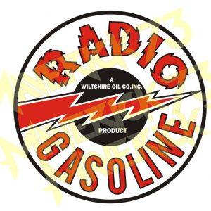 Adesivo Vintage Retro Carro Antigo Marcas Antigas. Adesivos para Parabrisa Decorativos Vintage Retrô. Decals Stickers Radio Gasoline