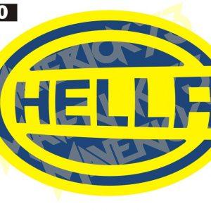 Adesivo Vintage Retro Carro Antigo Marcas Antigas. Adesivos para Parabrisa Decorativos Vintage Retrô. Decals Stickers Hella Performance Parts