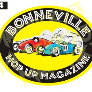 Bonneville Hop Up Magazine