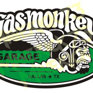 Adesivo Vintage Retro Carro Antigo Marcas Antigas. Adesivos para Parabrisa Decorativos Vintage Retrô. Decals Stickers Gas Monkey