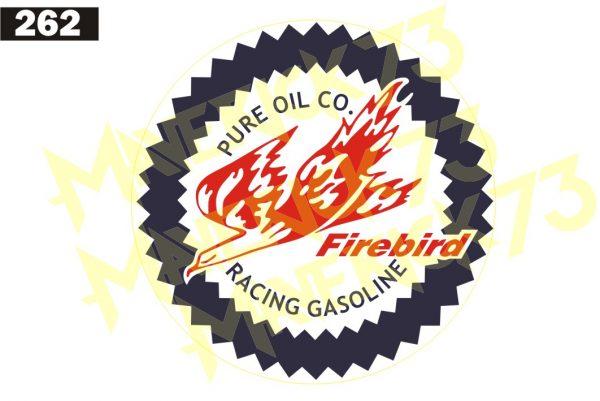 Adesivo Vintage Retro Carro Antigo Marcas Antigas. Adesivos para Parabrisa Decorativos Vintage Retrô. Decals Stickers Firebird Racing Gasoline