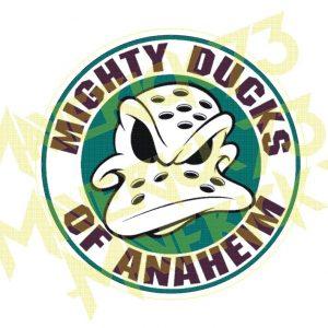 Adesivo Vintage Retro Carro Antigo Marcas Antigas. Adesivos para Parabrisa Decorativos Vintage Retrô. Decals Stickers Might Ducks of Anaheim