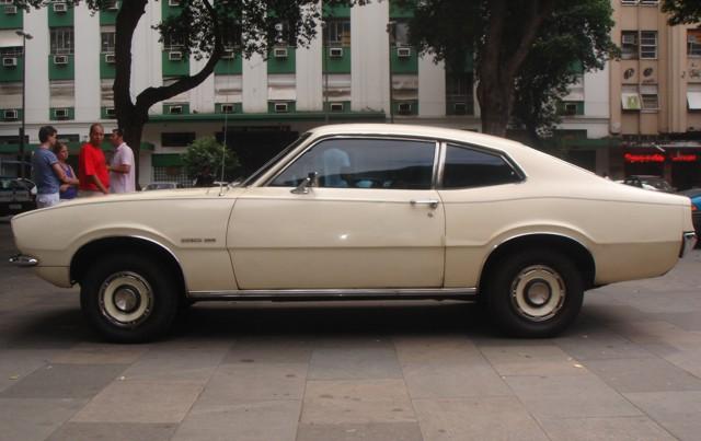 Alexandre Alvarez de Luca - Rio de Janeiro - RJ - Super Luxo 302 V8 Automatico c/ Ar - 1975