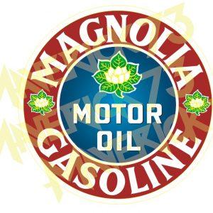 Adesivo Vintage Retro Carro Antigo Marcas Antigas. Adesivos para Parabrisa Decorativos Vintage Retrô. Motor Oils and Gasoline Decals Stickers Magnolia Gasoline