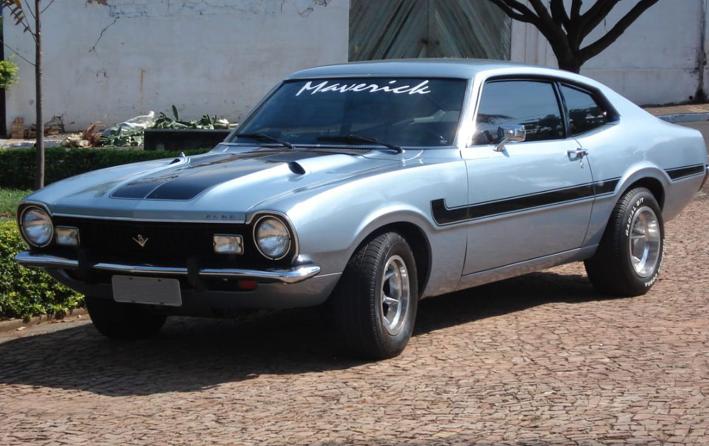 José Mário Stegani -  Cedral - SP  -  GT 302 V8 - 79